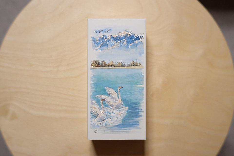 白鳥の湖 箱2